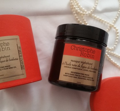 Christophe Robin Regenerating Mask with Rare Prickly Pear Oil