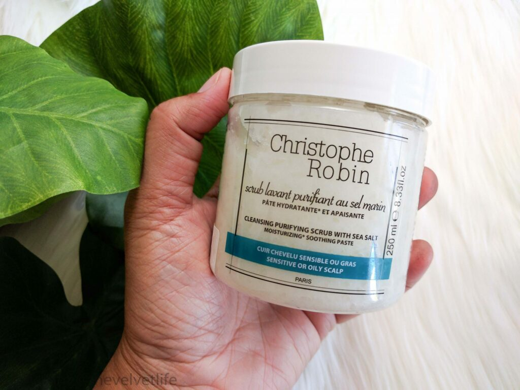 Christophe Robin Cleansing Purifying Scrub