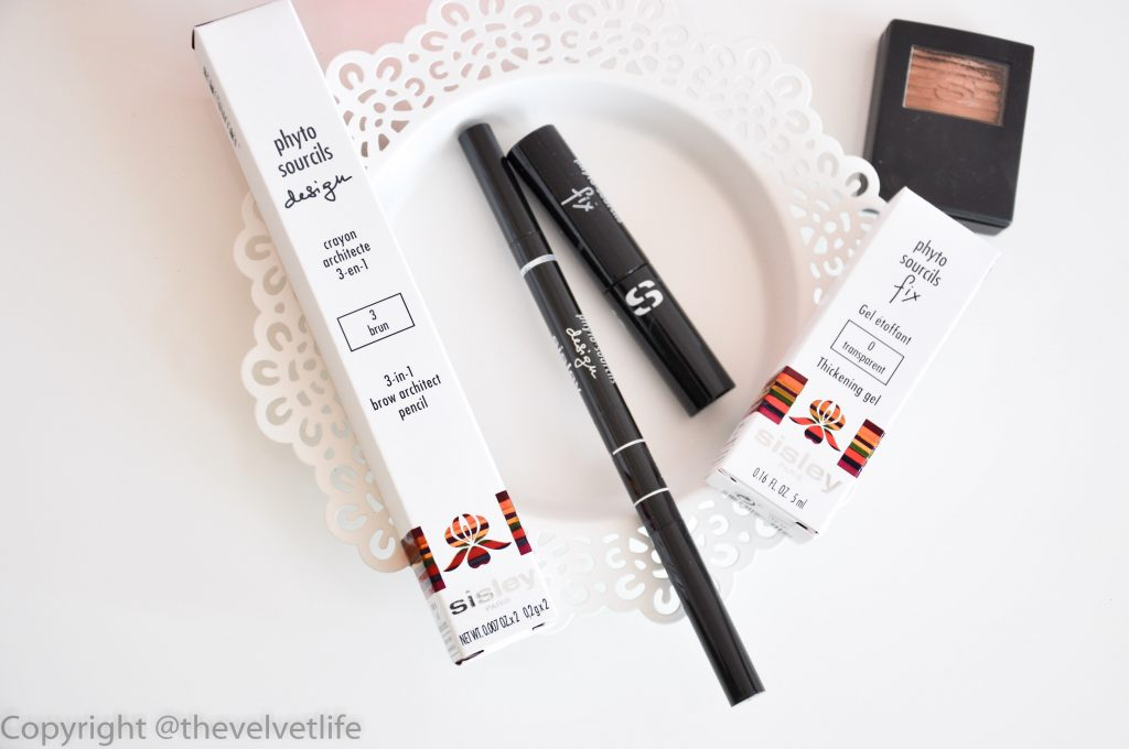 Sisley Paris eyebrow
