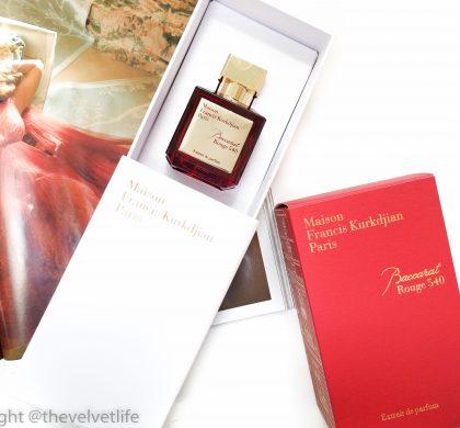 Baccarat Rouge 540 Extrait de Parfum – Maison Francis Kurkdjian Paris