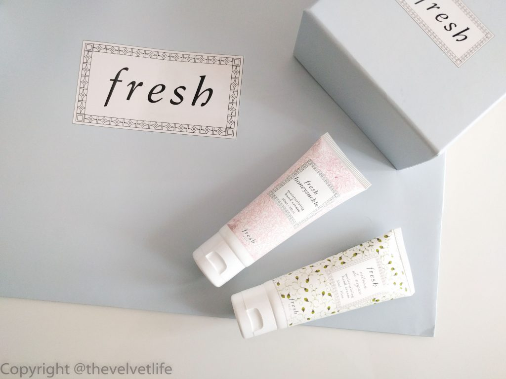 Fresh - New Scented Moisturizing Hand Cream