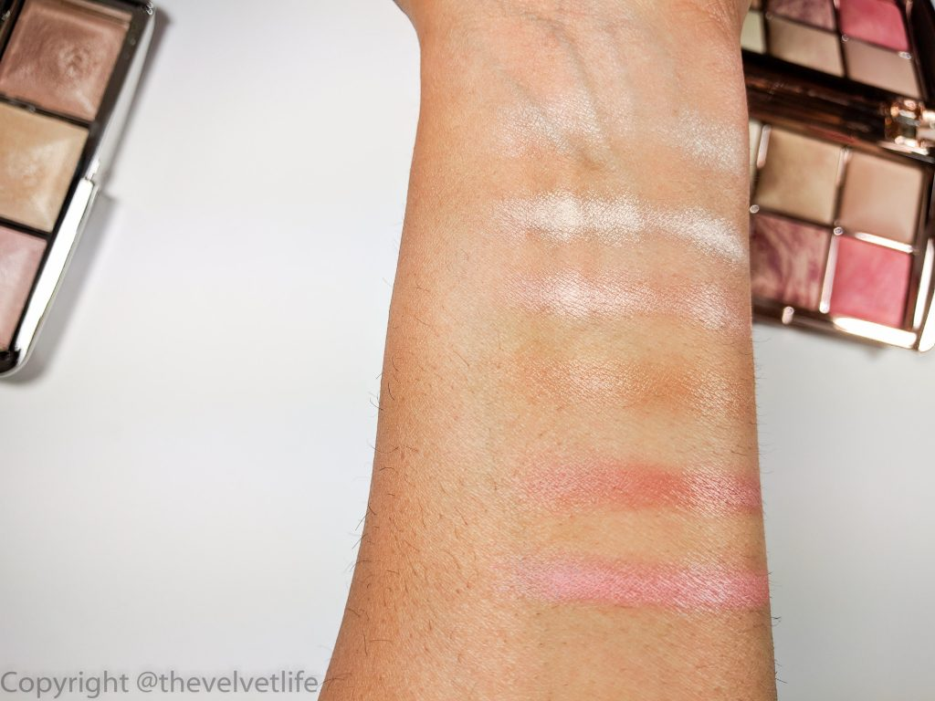 Hourglass Ambient Lighting Edit Volume 3, Ambient Metallic Strobe Lighting Palette