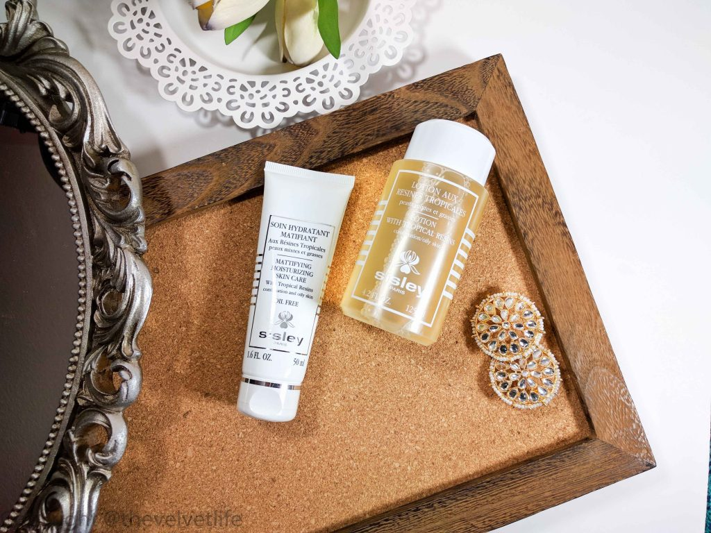 Sisley Paris Products for Combination or Oily Skin