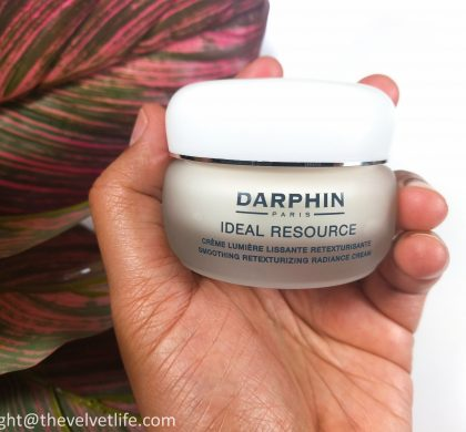 Darphin Ideal Resource – My Daily Moisture Essentials