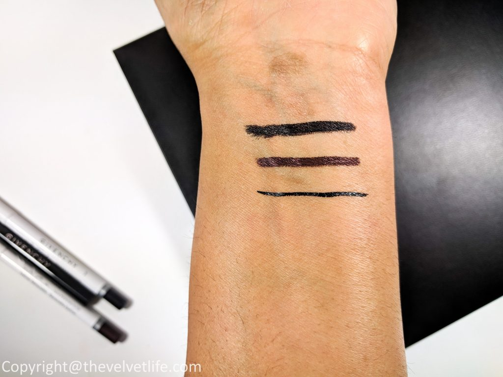 Givenchy Khol Couture Waterproof Retractable Eyeliner review ...