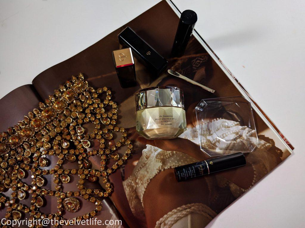 Review Clé de Peau Beauté Le Fond De Teint The Foundation Clé de Peau Beauté Correcteur Visage Concealer SPF 25