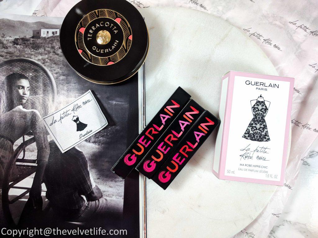 Guerlain La Petite Robe Noire Collection review