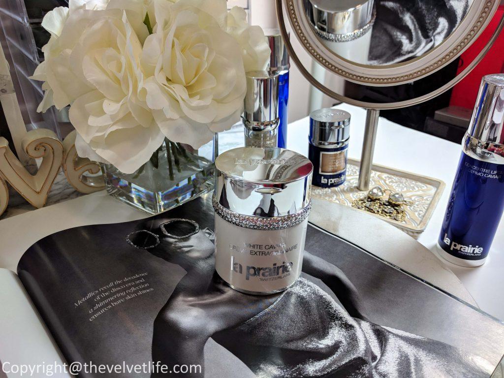 La Prairie White Caviar Illuminating Pearl Infusion, La Prairie White Caviar Creme Extraordinaire