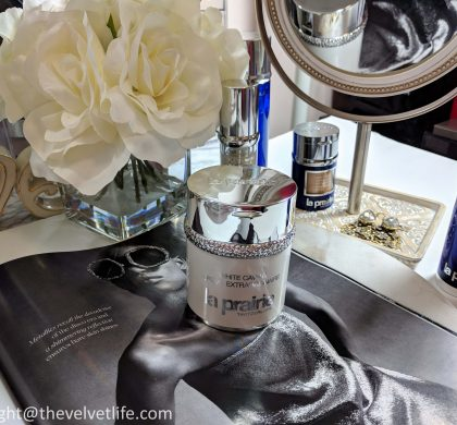 La Prairie – The White Caviar Ritual With Creme Extraordinaire