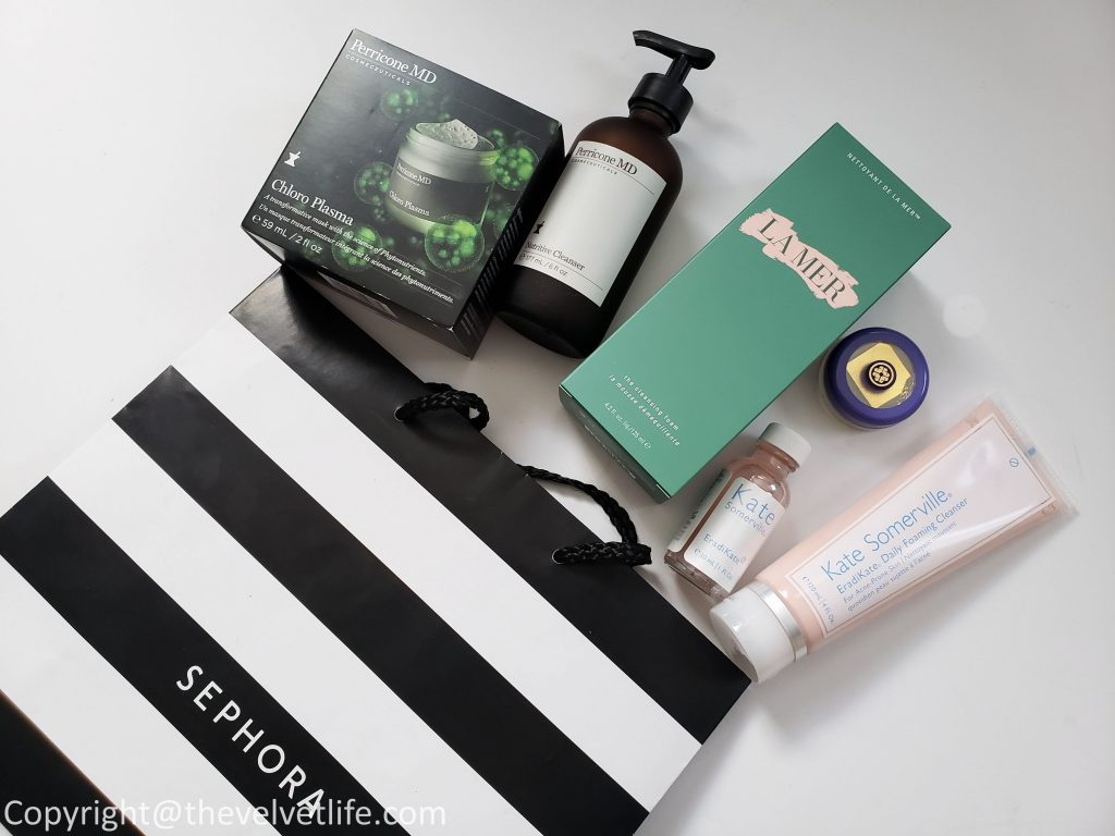 My Sephora Haul - April 2018
