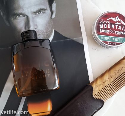 Montblanc Legend Night – New Fragrance For Men