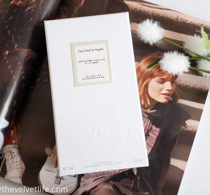 Van Cleef & Arpels Collection Extraordinaire – Orchidée Vanille