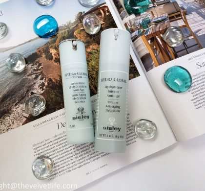 Sisley Paris Hydra-Global – The Hydration Power Duo
