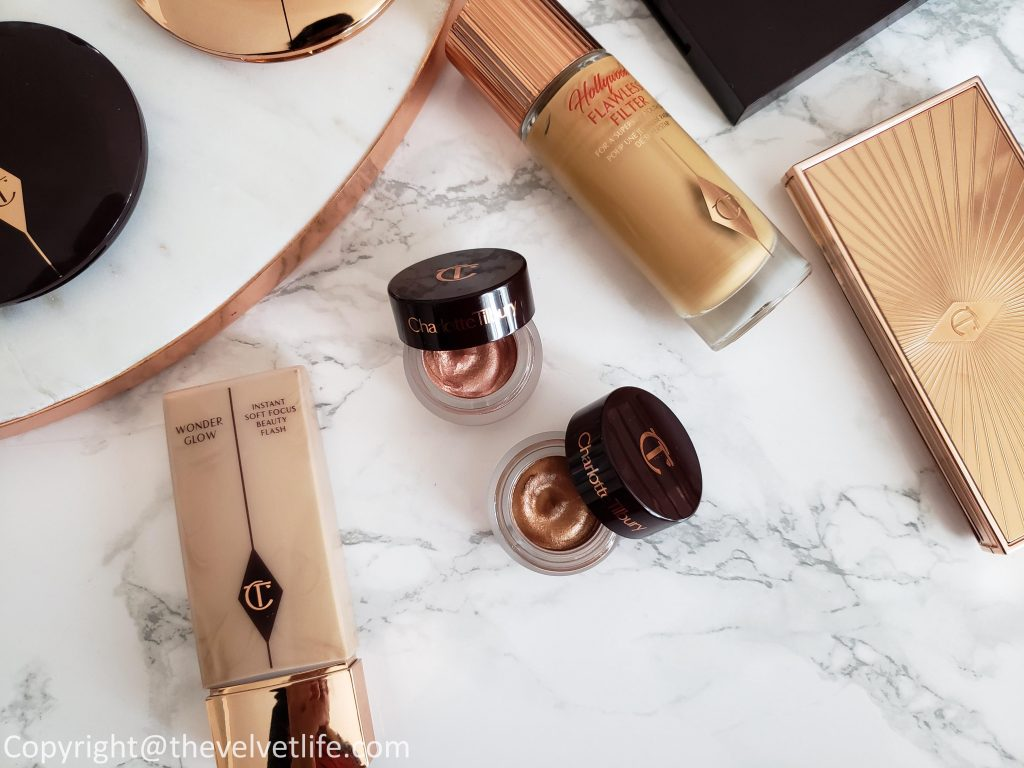 Charlotte Tilbury Eyes To Mesmerize Rose Gold & Star Gold