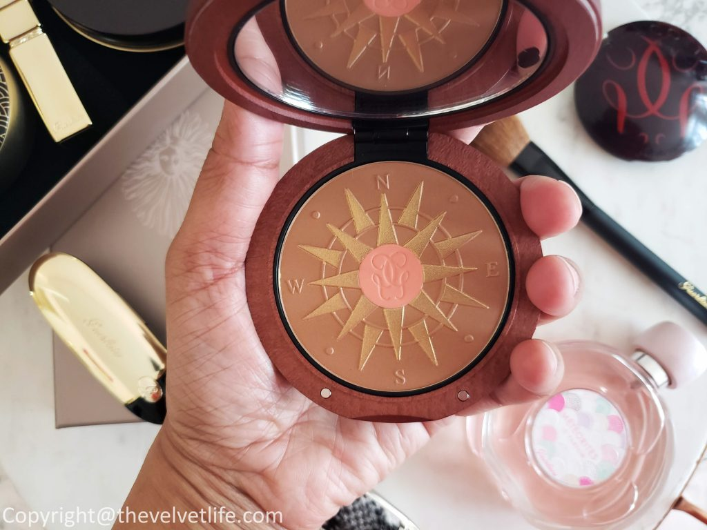 Guerlain - Summer by Terracotta 2018 Collection, Meteorites Le Parfum