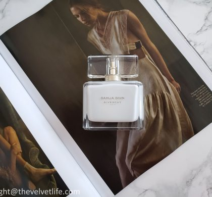 Givenchy Live Irrésistible Blossom Crush, Givenchy Dahlia Divin Eau Initiale – New Launches