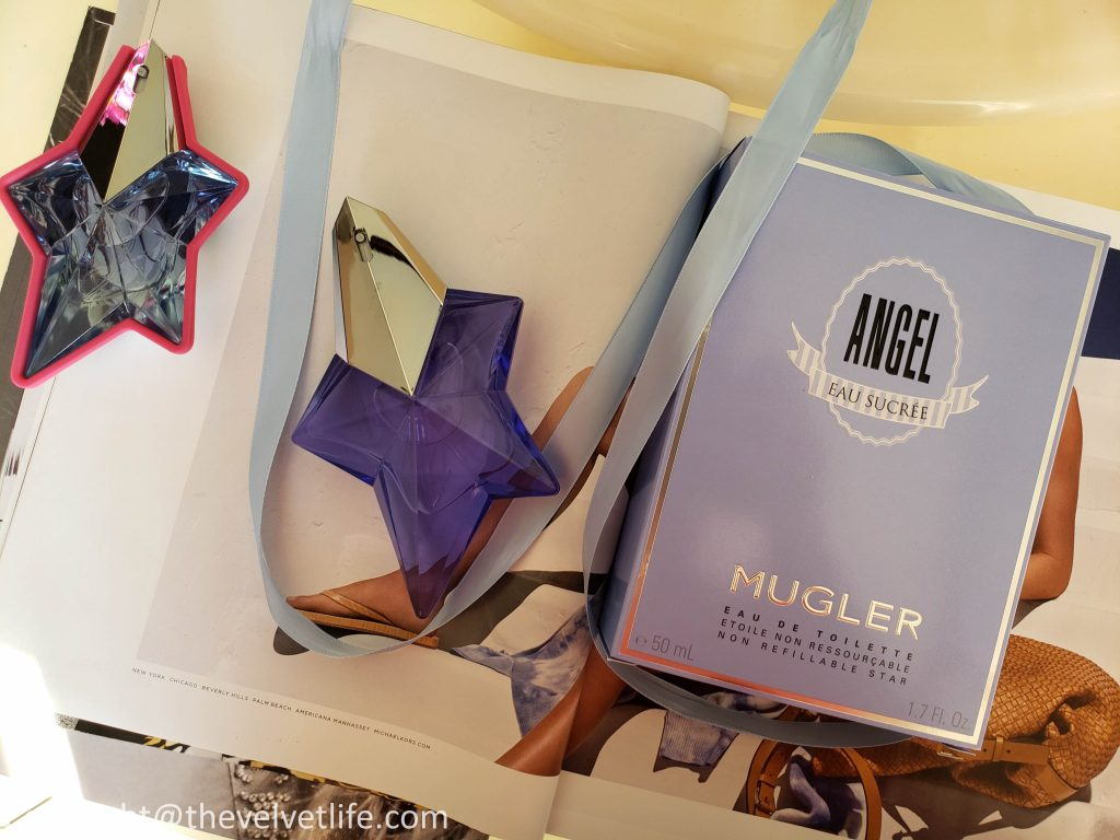 Mugler Angel Eau Sucree