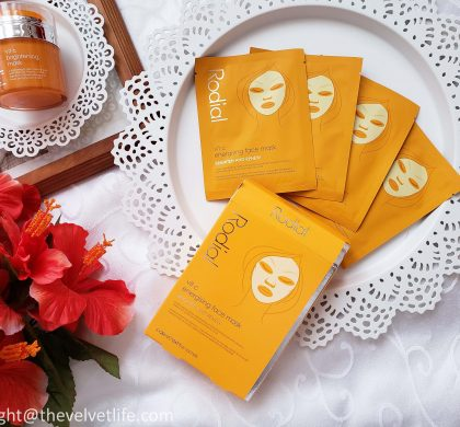 Bright Skin with Rodial Vit C Collection