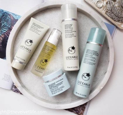 Liz Earle – My Skincare Routine