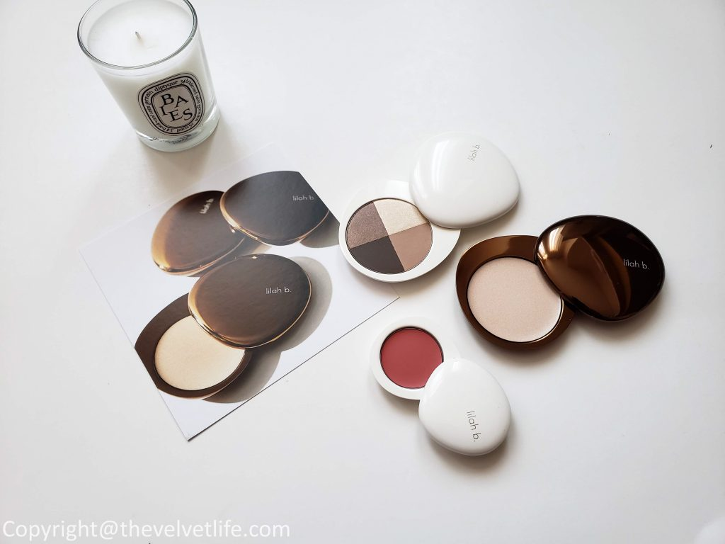 Glisten & Glow, Divine Duo Lip & Cheek, and Palette Perfection Eye Quad