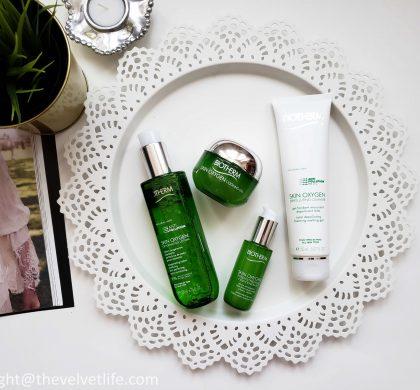 Detoxify Skin with Biotherm Skin Oxygen