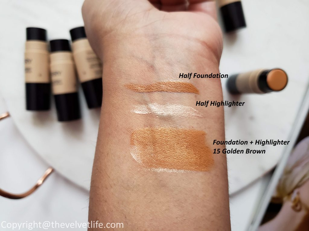 By Terry Nude-Expert Duo Stick Foundation Review + Swatches