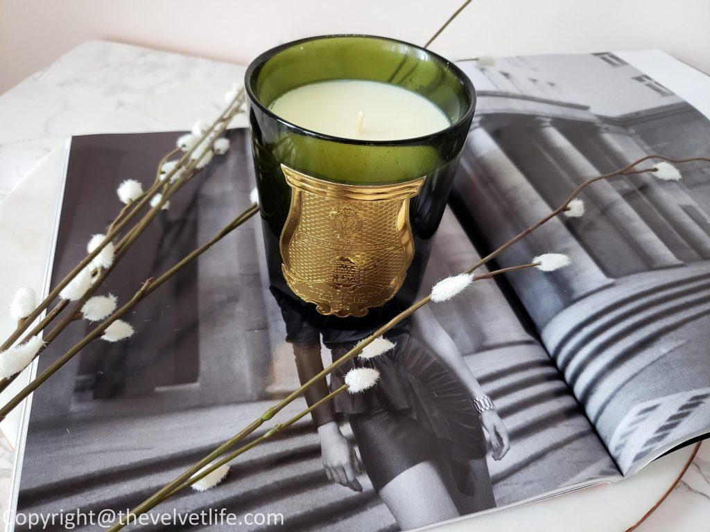 Cire Trudon Candles - abd el kader, madurai, mademoiselle de la valliere