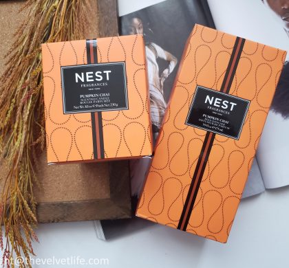 Nest Fragrances – Pumpkin Chai Collection
