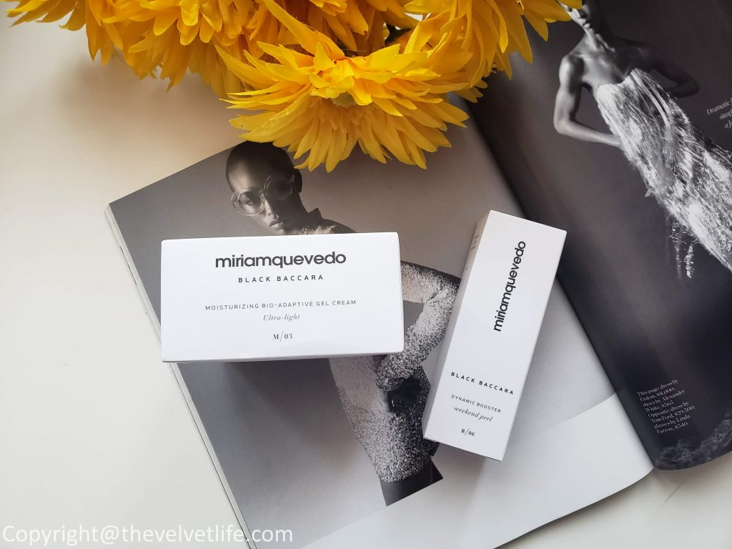 Miriam Quevedo haircare and skincare