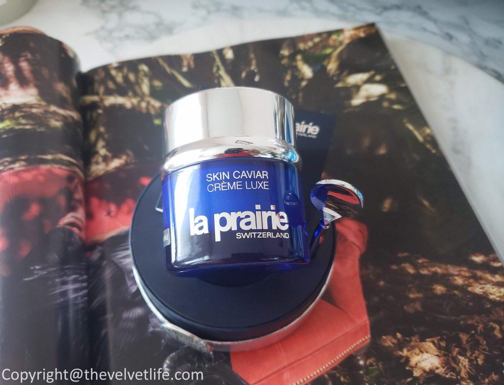 La Prairie Skin Caviar Luxe Cream, Essence of Skin Caviar Eye Complex