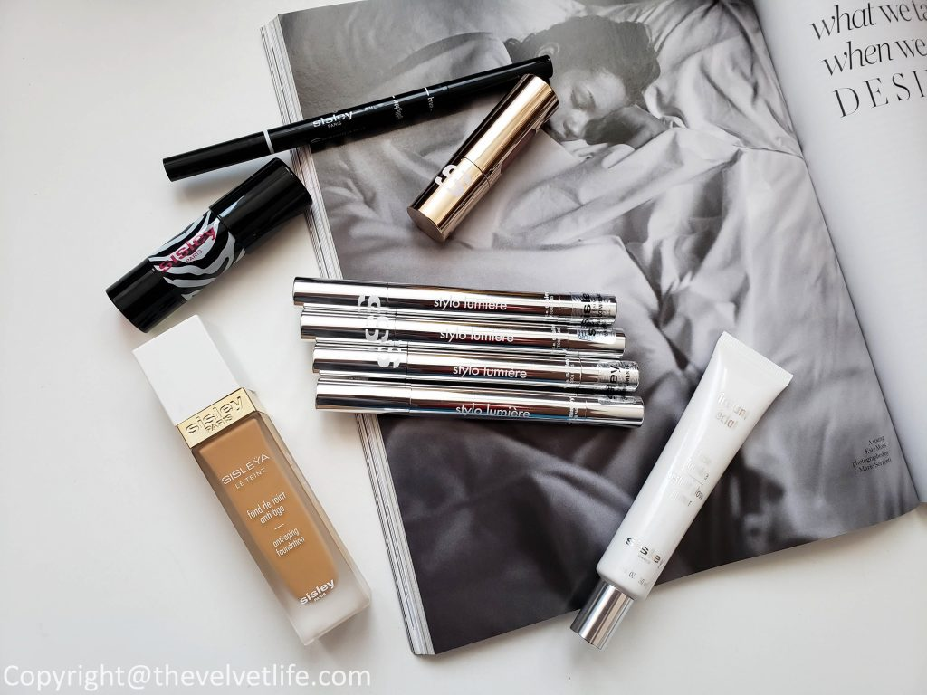 Sisley Paris Stylo Lumiere Collection