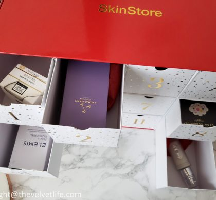SkinStore's 12 Miracles of Beauty Advent Calendar – Limited Edition
