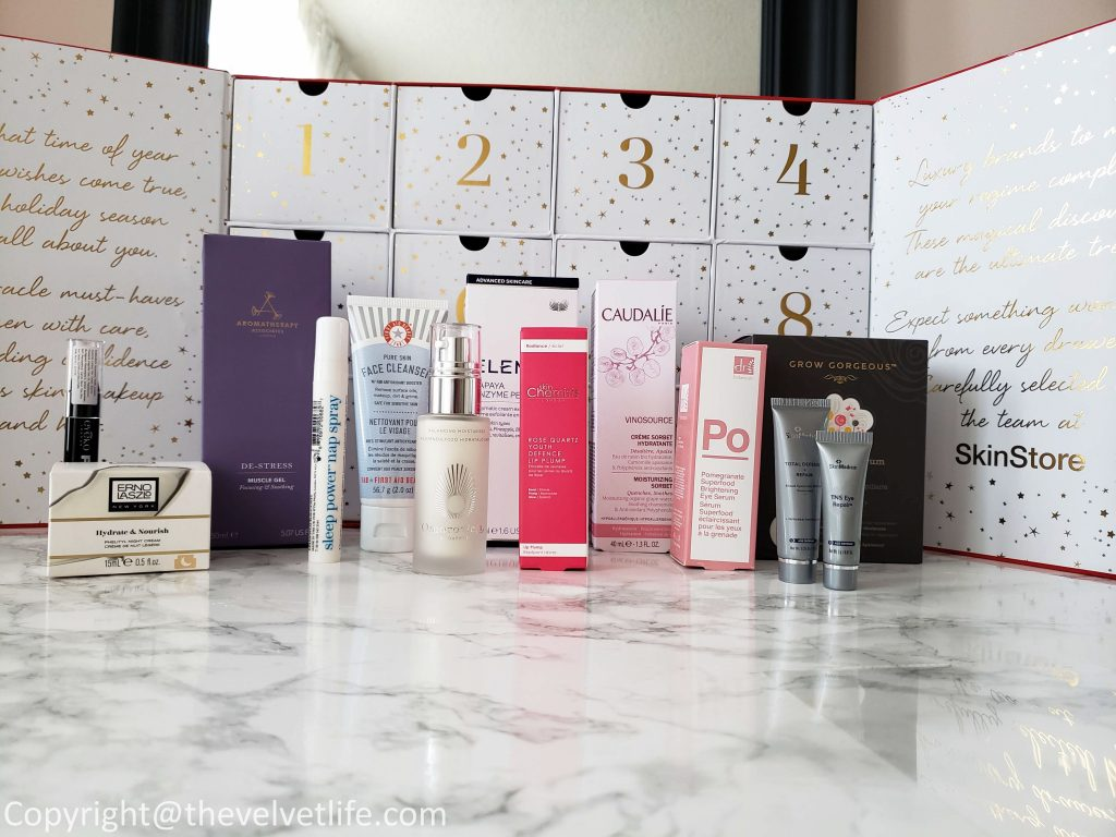 SkinStore's 12 Miracles of Beauty Advent Calendar - Limited Edition