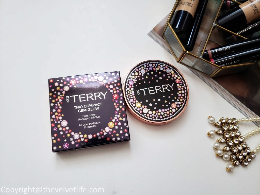 By Terry Holiday 2018 - Gem Glow Collection