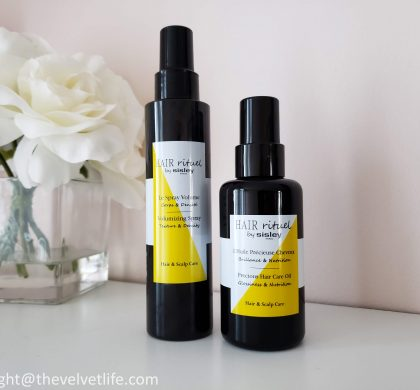Hair Rituel by Sisley Paris – My Haircare Routine