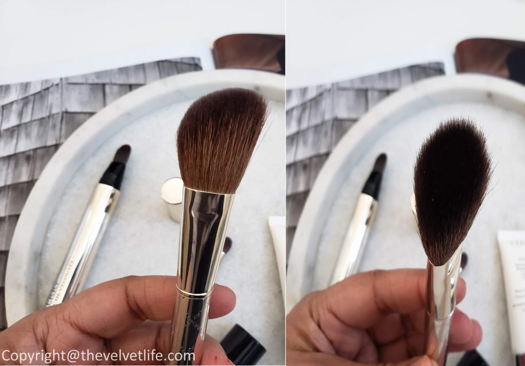 By Terry Touche Veloutee, Cheek Brush Angled 3, Pencil Brush Dome 3