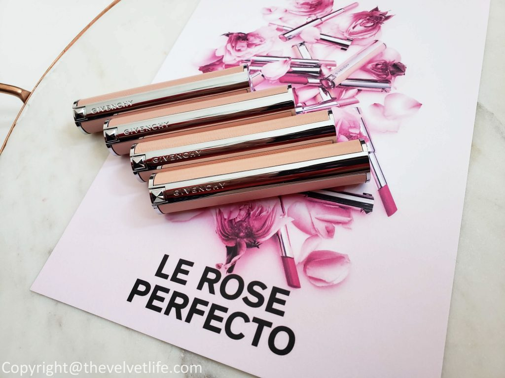 Givenchy Le Rose Perfecto