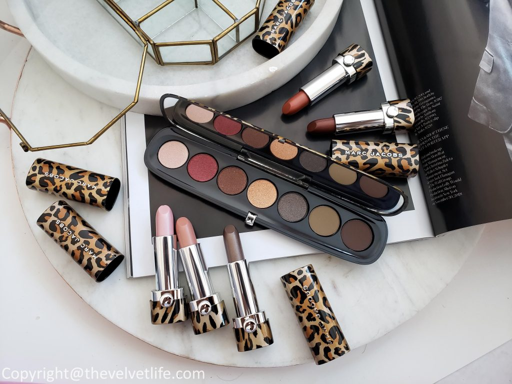 Marc Jacobs Beauty - Leopard Frost Collection