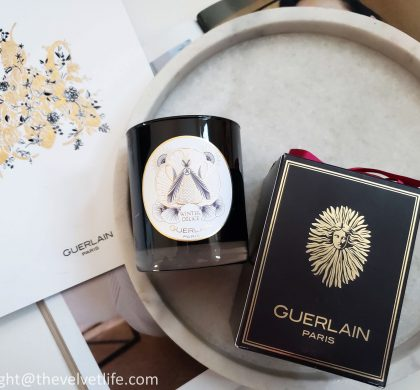 Guerlain Winter Délice Christmas Candle