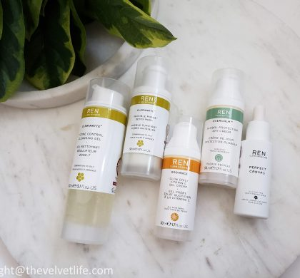 REN Clean Skincare – My Everyday Skincare Routine
