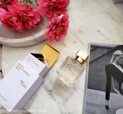 À la rose Eau de Parfum – Maison Francis Kurkdjian Paris