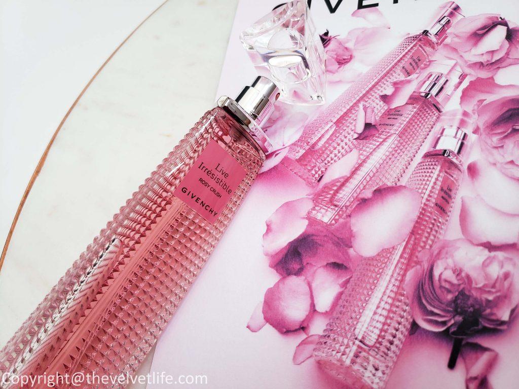 Givenchy Live Irrésistible Rosy Crush Eau de Parfum Florale
