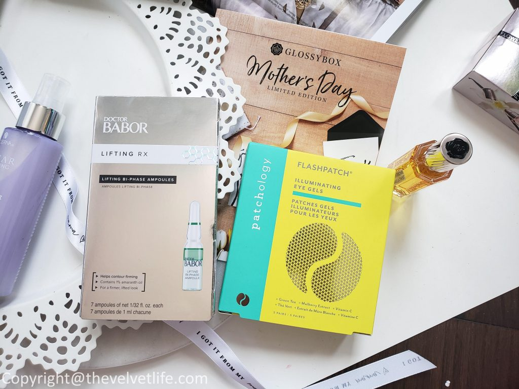 Glossybox Mother's Day 2019