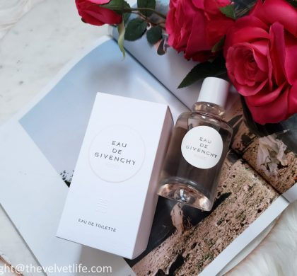 Givenchy Eau de Givenchy Rosée – NEW
