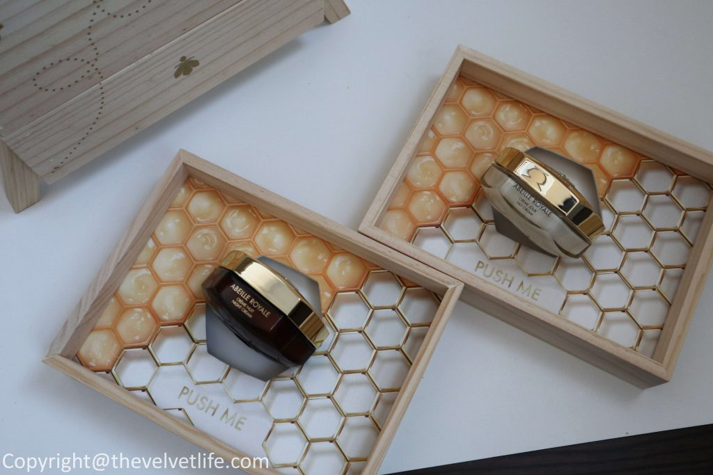 Review of the New Guerlain Abeille Royale Night Cream and Guerlain Abeille Royale Day Cream