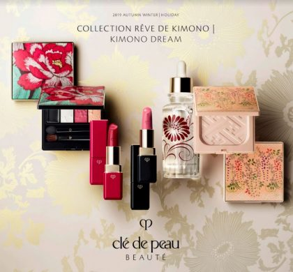 Cle de Peau Beaute Holiday 2019 Kimono Dream Collection
