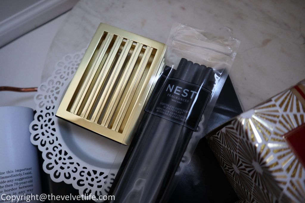 Nest Fragrances Birchwood Pine - 2019 Festive Collection new launches for the Christmas and Holiday 2019 review candle liquidless diffuser