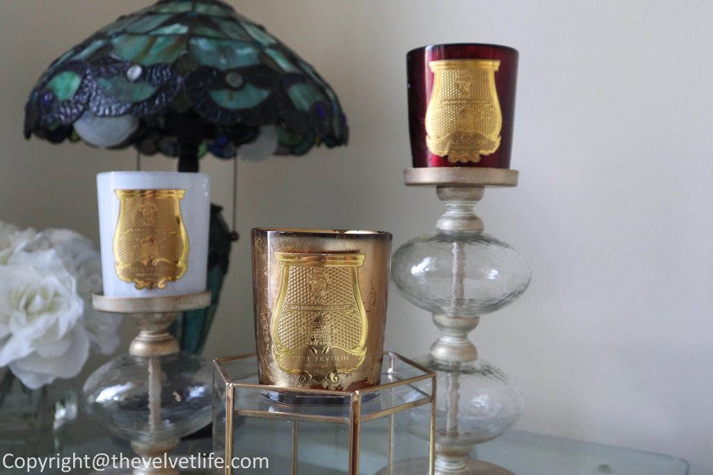 Cire Trudon Christmas 2019 Collection review of Nazareth, Hupo, Abd El Kader