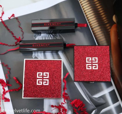Givenchy Red Line Collection – Holiday 2019