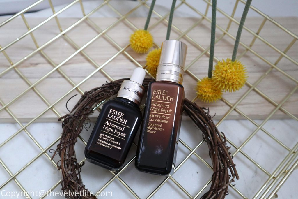 Estee Lauder Advanced Night Repair Intense Reset Concentrate review
